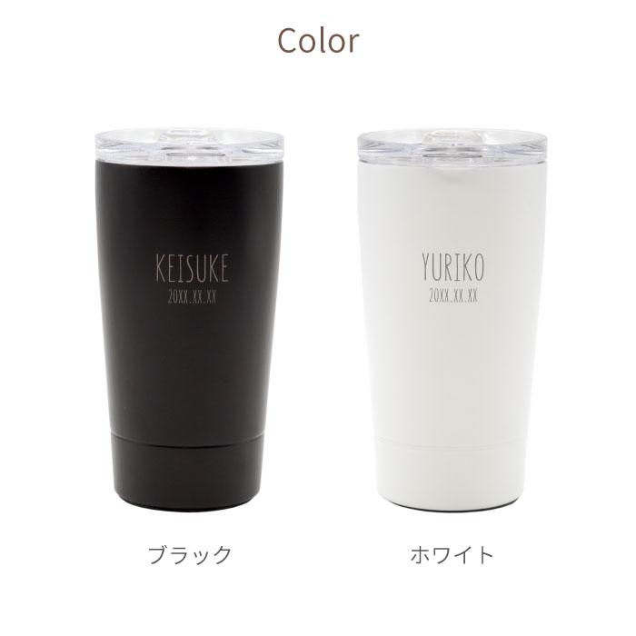 ブラックとホワイトの2色