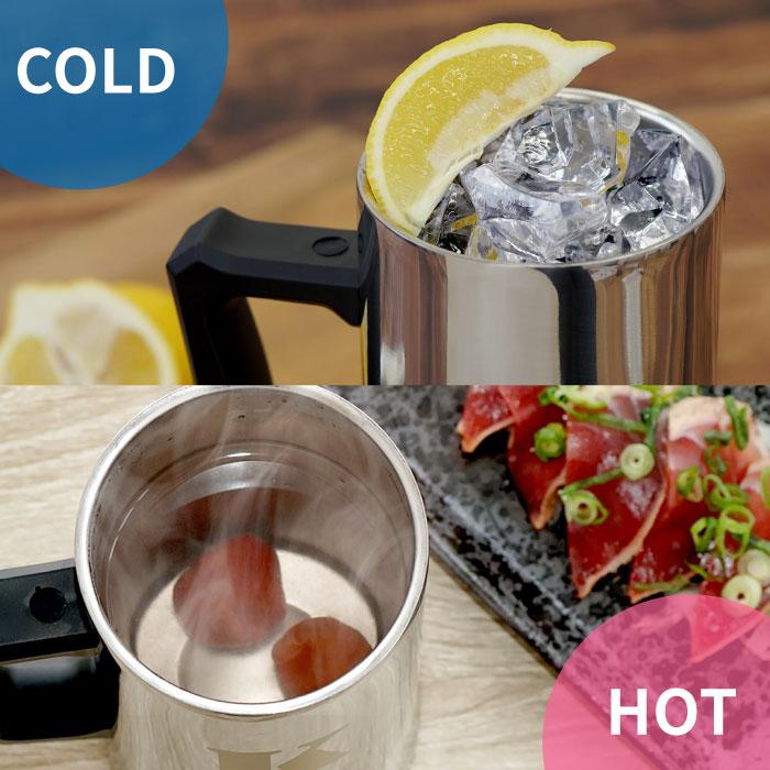 保冷保温両用