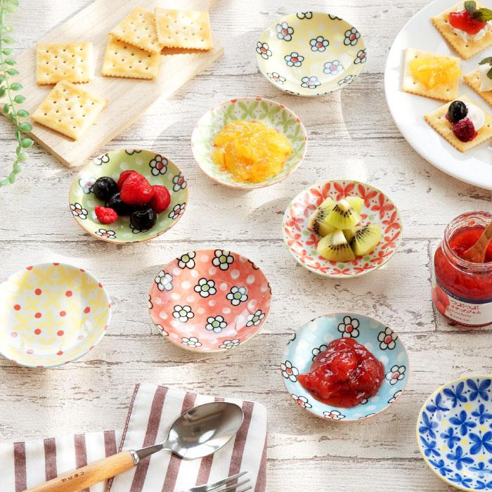 食卓を彩る北欧豆皿