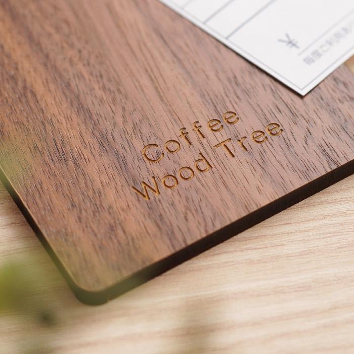 木製伝票ホルダー
