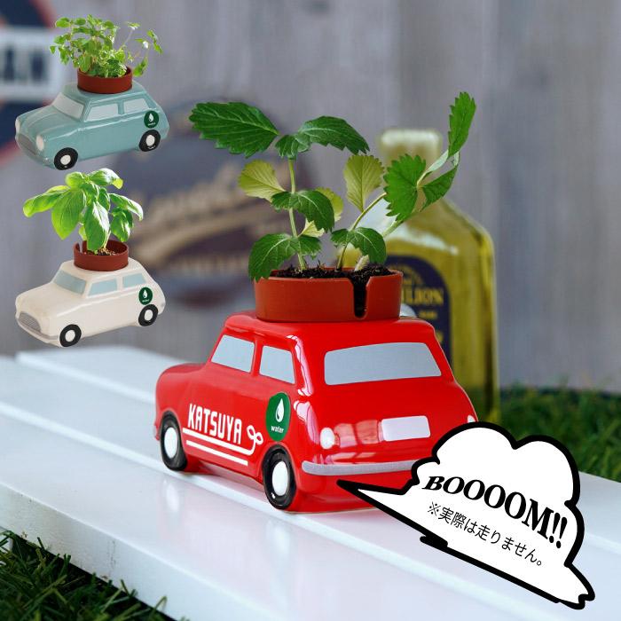 車型の栽培セット