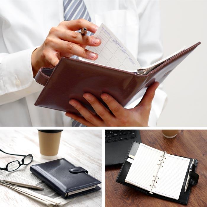 ビジネスにぴったりな手帳