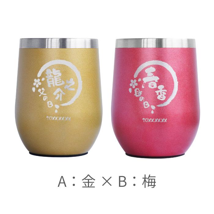 A:金×B:梅