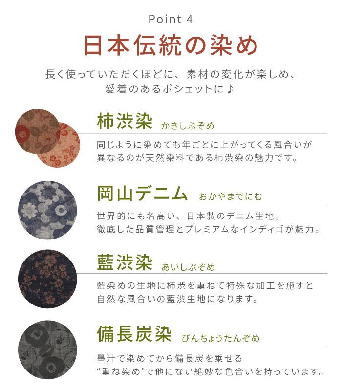 日本伝統の染め
