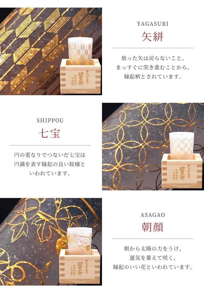 和小紋のデザイン