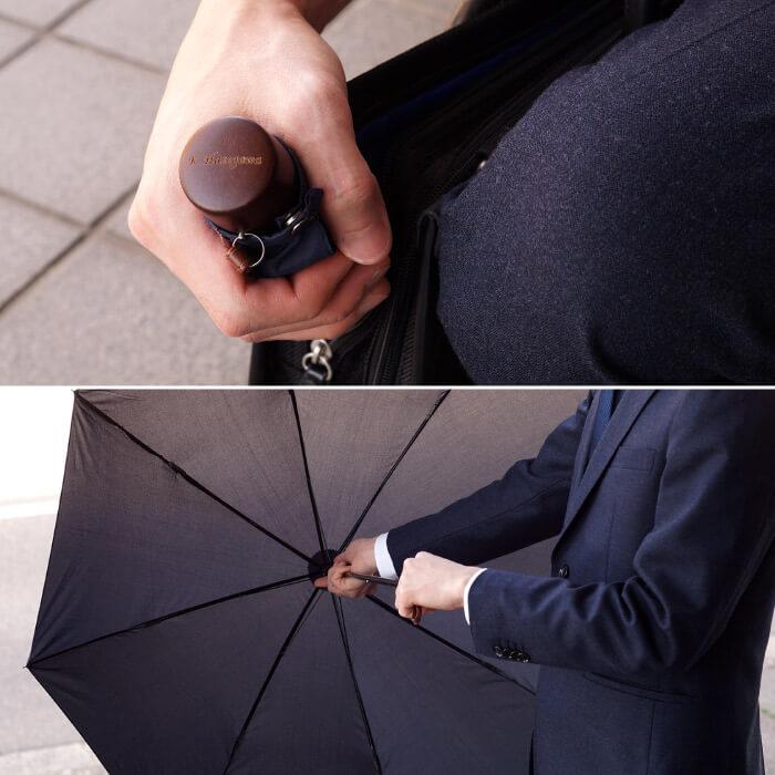 名入れ折り畳み傘