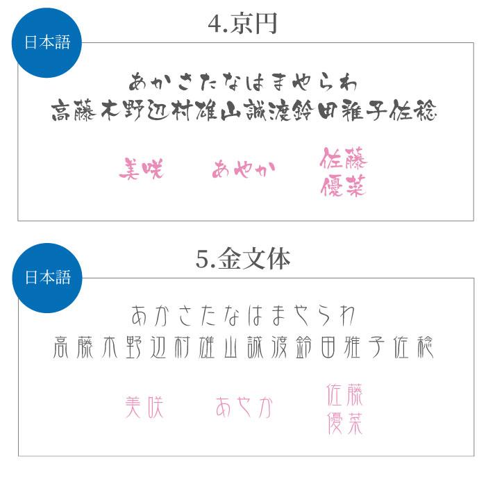 日本語書体